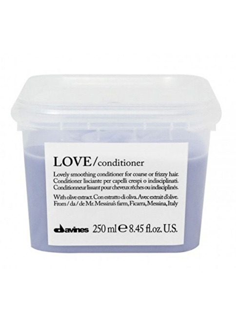 Davines Love Smoothing Conditioner 250 Ml Renksiz